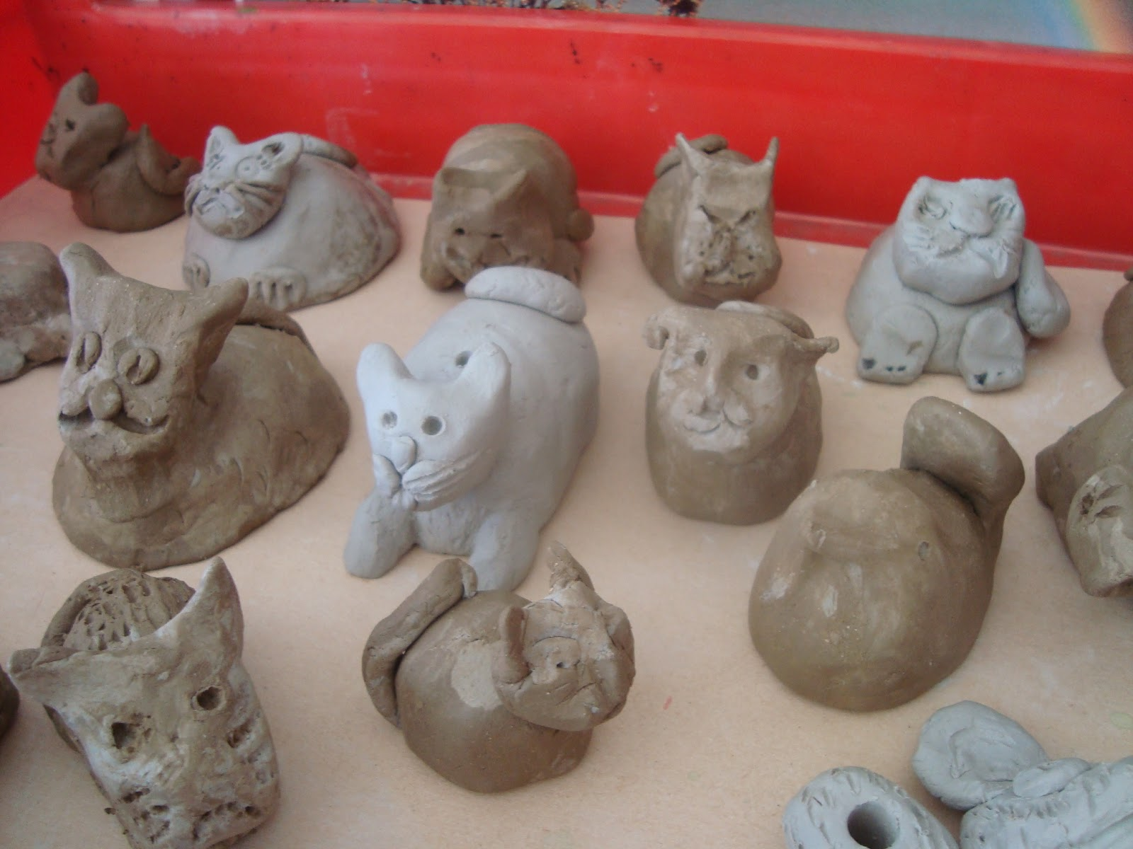 animal clay projects - photo #3