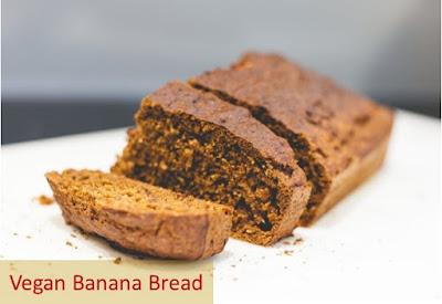Recipe For Vegan Banana Bread