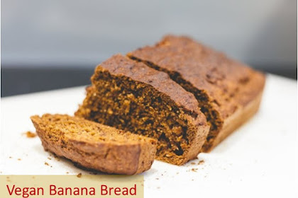 Recipe For Vegan Banana Bread Homemade