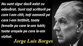 Maxima zilei: 24 august - Jorge Luis Borges