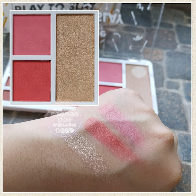 paraben free and cruelty free highlighter