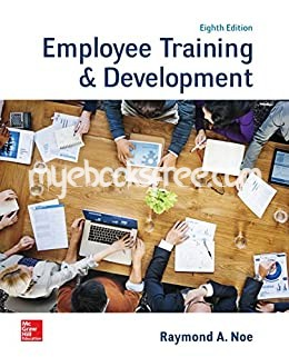 Employee Training & Development Pdf eBooks Free Download