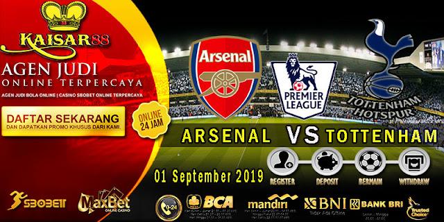 Prediksi Bola Terpercaya Liga Inggris Arsenal Vs Tottenham 01 September 2019
