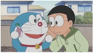 #Doraemon The Movie Doraemon movie#bahasa Indonesia : Permen Disiplin dan Terompet