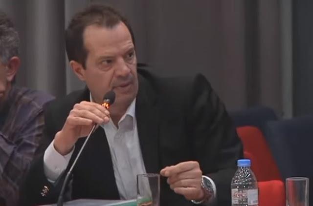 Γιώργος Δέδες: Ο πολιτικός παραλογισμός του κ. Τατούλη σε πέντε απλά βήματα