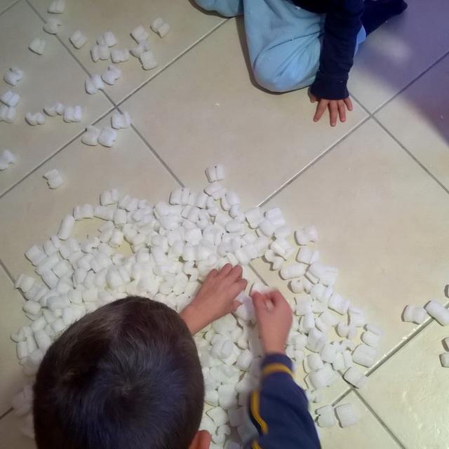 costruire ziqqurat bambini