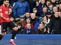 Siaran Langsung Everton vs Manchester United di Mola TV