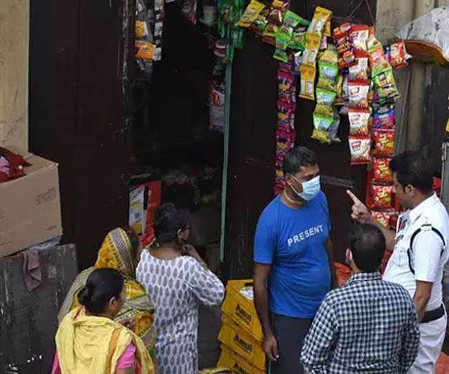 Lockdown Update Home Ministry Ordered to open All Shops in markets