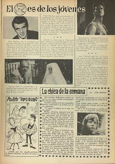 Blanca nº 1, 20 de Febrero de 1961