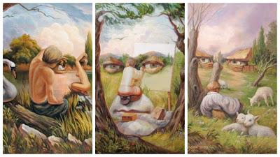 Pengertian, Fungsi, dan Jenis Seni Rupa 2 Dimensi
