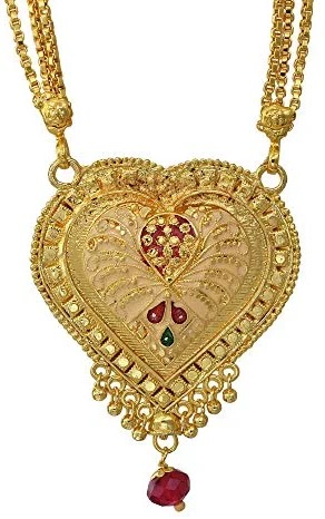 heavy mangalsutra for wife