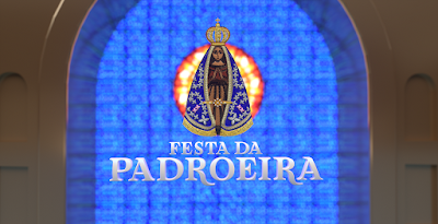 Logo da Festa da Padroeira