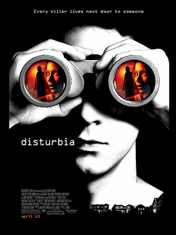 Disturbia 2007 x264 720p Esub BluRay Dual Audio English Hindi THE GOPI SAHI