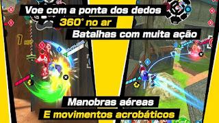Kick-Flight apk mod menu