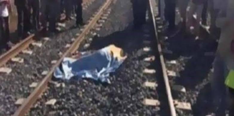 مصرع مواطن صدمه قطار أثناء عبور شريط السكة الحديد