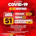 Jaguarari registra 04 novos casos de coronavírus no Boletim desta segunda-feira (05)