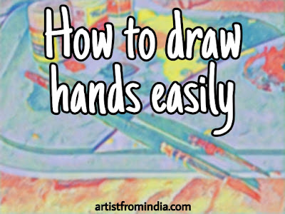 How To Draw Hands Easily