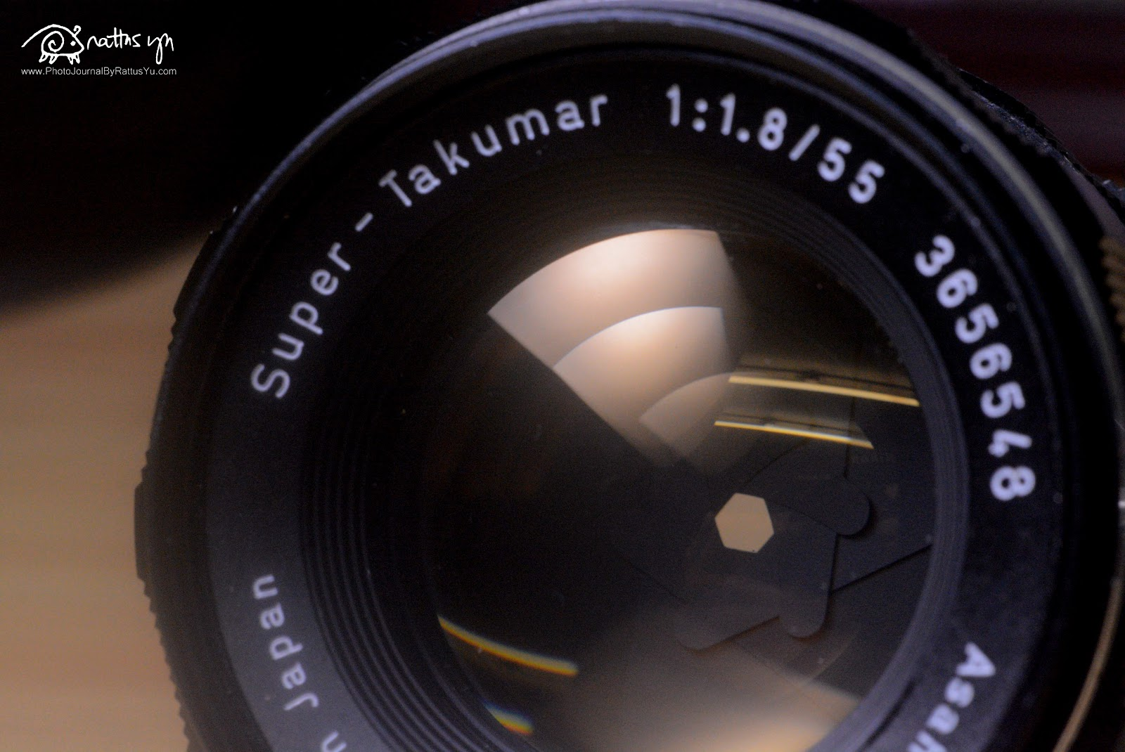 Super-Takumar 55mm f/1.8 (M42)