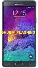 Cara Flash Samsung Galaxy Note 4 (SM-N910H) 100% Work