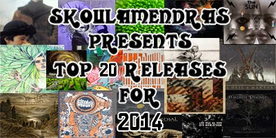 Top 20 Releases For 2014 by Skoulamendras