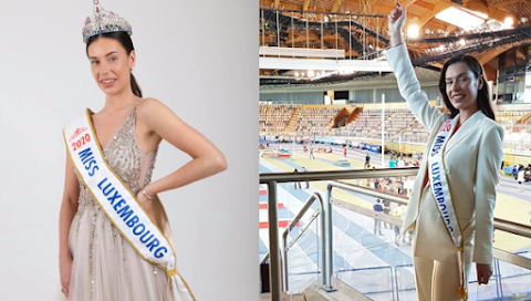 Emilie Boland es Miss Luxembourg 2020