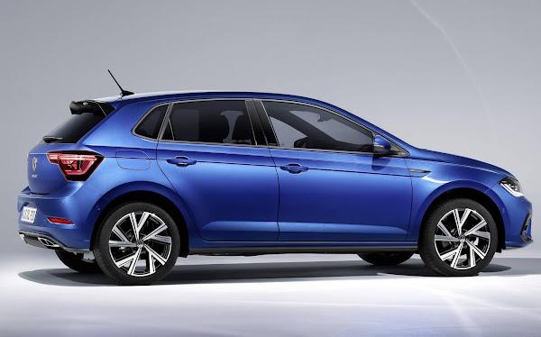 Novo VW Polo 2022
