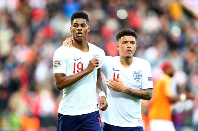 Tim Muda Inggris Sangat Berbahaya