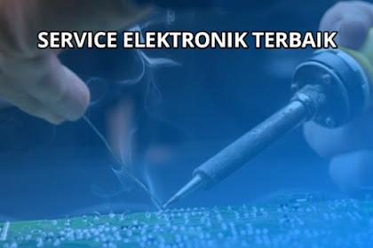 Servis Elektronik - Cari Jasa Service Electronic Terdekat di Yosowilangun