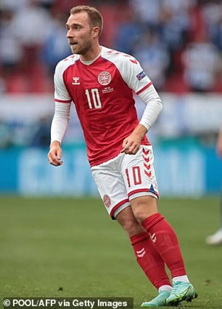 Ferdinand admits he 'got emotional' after watching Eriksen's cardiac arrest