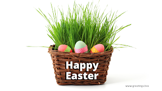 happy Easter greetings Latest images,Easter eggs,basket