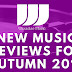 The Best New Music for Autumn 2019