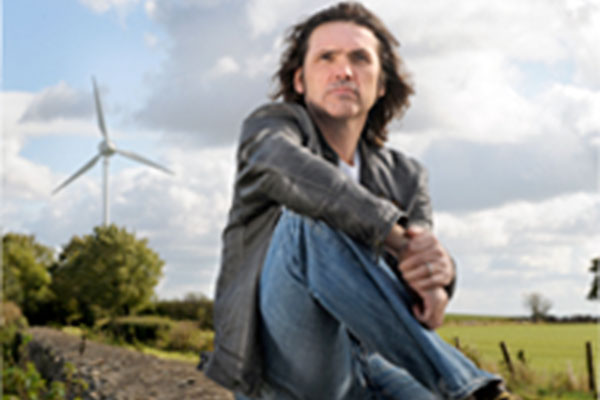 Ecotricity founder Dale Vince