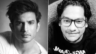 sushant singh rajput case sidharth pithani's statment