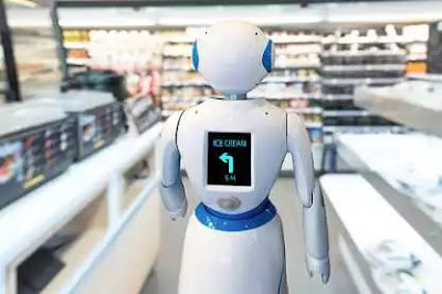 The Role of Robots in the Retail Industry Today