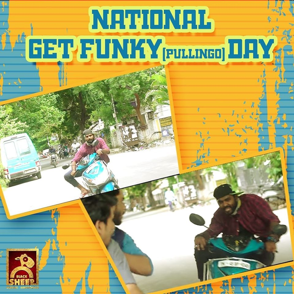 National Get Funky Day Wishes Sweet Images
