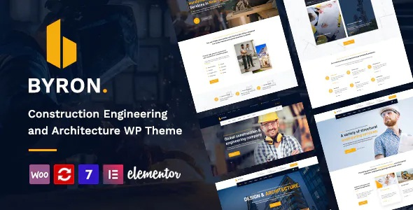 Best Construction and Engineering WordPress Theme