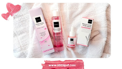Scarlett Facial Wash & Serum