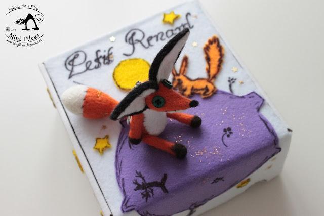 Petit Renard – Mały Lisek