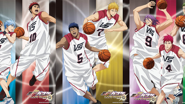 فيلم Kuroko no Basket Movie 4: Last Game مترجم كامل