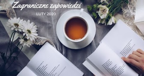 Zagraniczne zapowiedzi: luty 2020