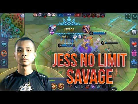 Jess No Limit Bisa Beli Mobil Dari Main Game MOBA