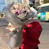 Hoa tặng gấu phong cách châu âu