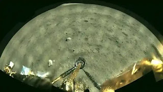 China's Chang'e-5 mission leaves Moon's surface