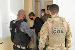 Operação da Polícia Civil combate fraudes no Detran-BA que deram prejuízos de R$ 19 milhões