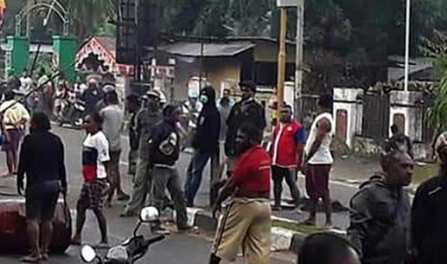 Gejolak Papua Jadi Sorotan Dunia, DPP IMO-Indonesia, Himbau Media Jangan Sebar Hoaks