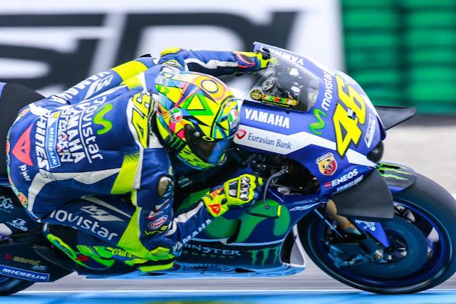 Rossi : Feeling Saya Mengatakan, Pakai Sasis Lama