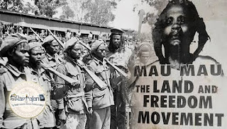historicalville.com-Mau Mau Uprising 1952 - 1960