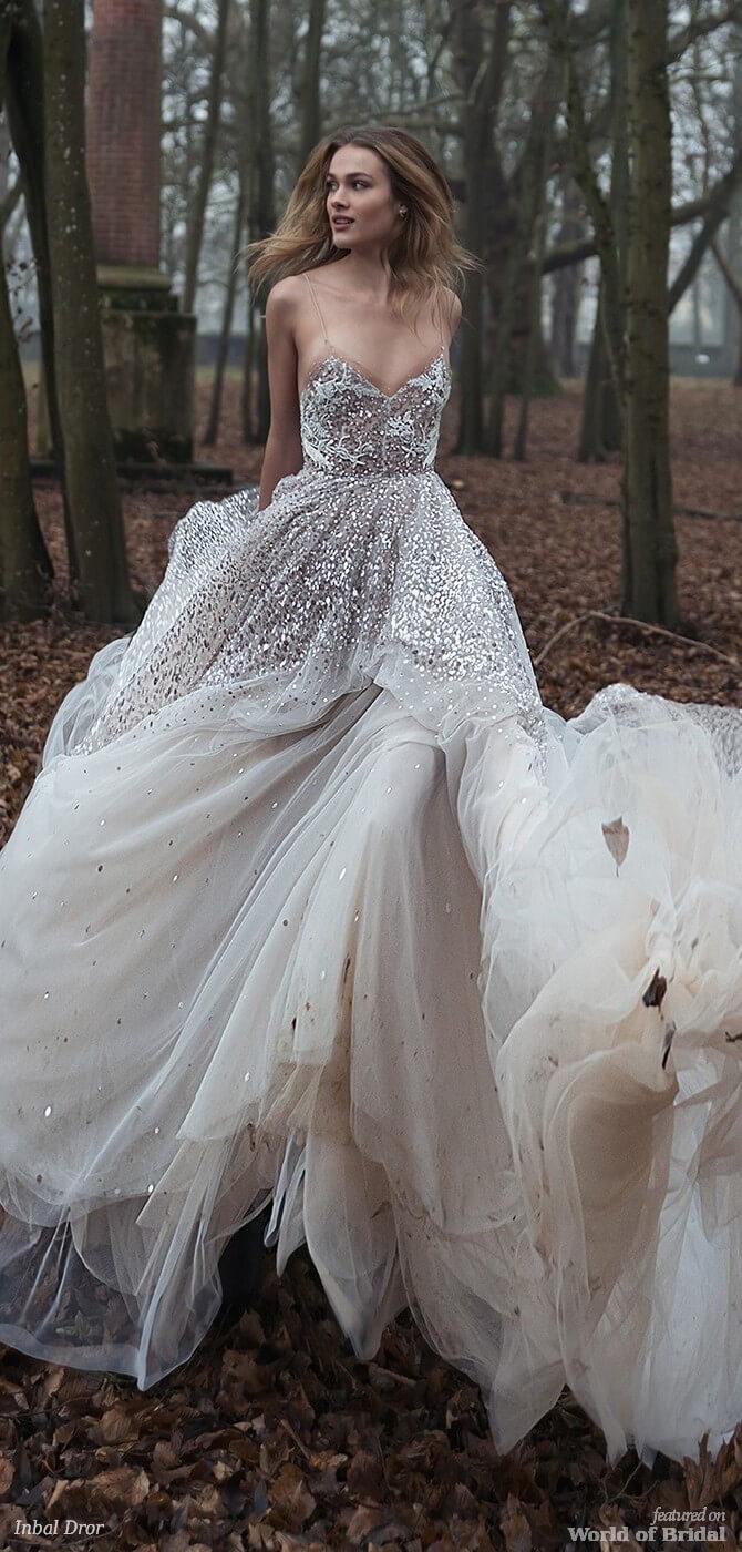 Inbal Dror 2018 Wedding Dress