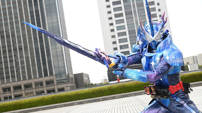 Kamen Rider Saber Episode 38 Subtitle Indonesia