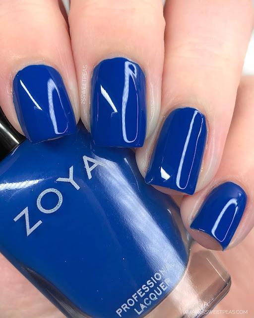 Zoya Maren Splash Collection 25 Sweetpeas